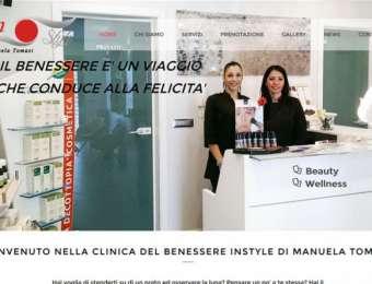 Realizzazione sito web responsive Centro In Style di Torchiarolo (Brindisi)