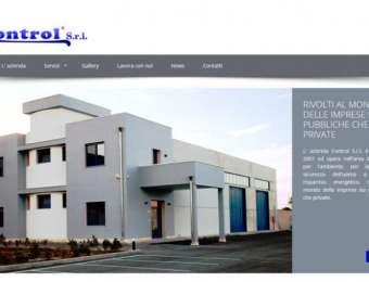 Creazione sito web responsive Control Certificazione di Mesagne (Brindisi)