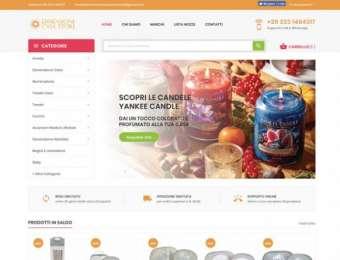 Realizzazione sito web E-commerce Dimensione Casa Store di Carovigno (Brindisi)