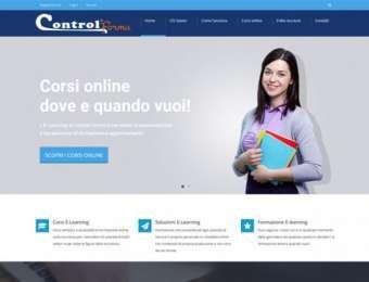 Creazione sito web Control Forma di Mesagne (Brindisi)